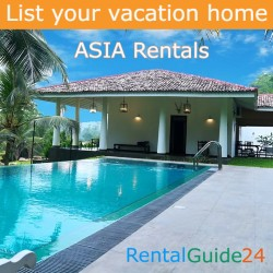 List your Asia rental property